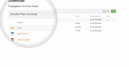 File Drive von Metanet