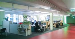 Neue Büros von METANET an der Josefstrasse 218
