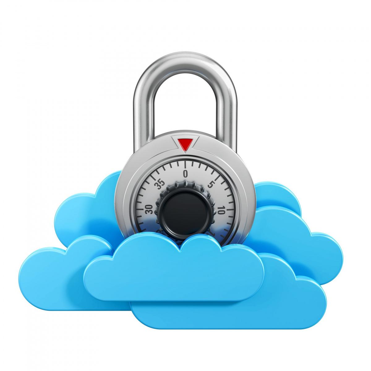 Die Cloud ist bei richtiger Verwendung ein sicherer Ort für Ihre Daten